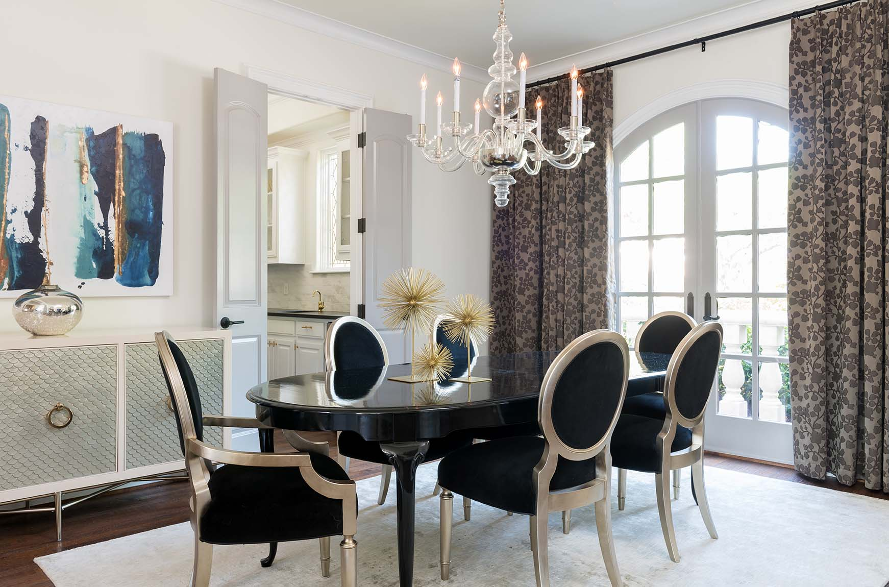 Project Tulip Formal Dining Room ML Interiors Group