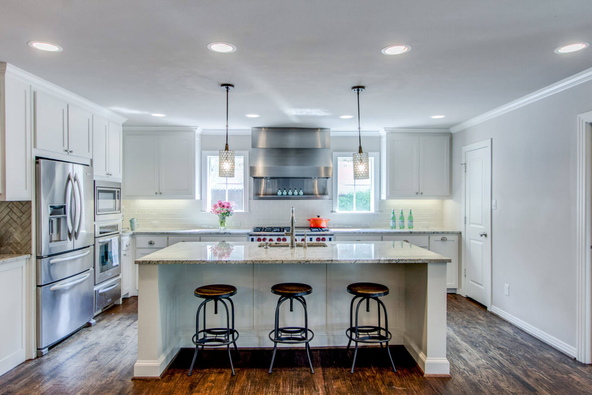 Project Bryn Mawr Kitchen | ML Interiors Group, Dallas, Texas ...