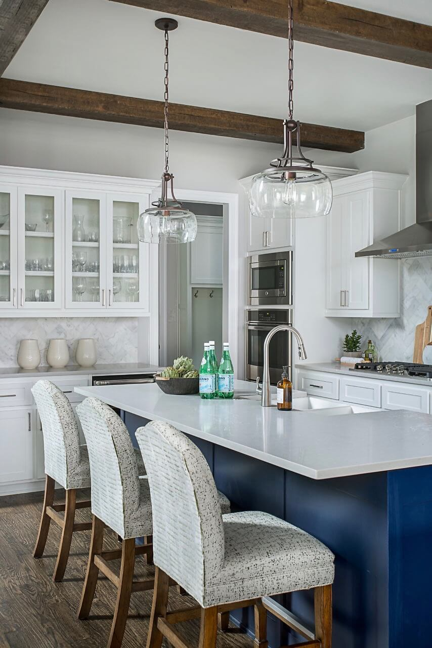 Kitchen Design | Kitchen Remodel | Michelle Lynne Interiors Group | Dallas Interior Designer