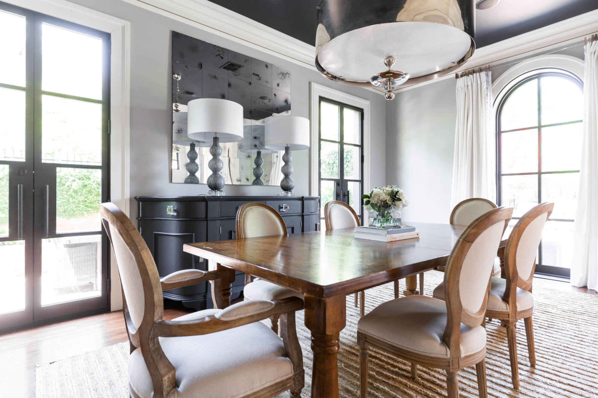 Dining Room Design | Dining Room Decor | Michelle Lynne Interiors Group | Dallas Interior Decorator