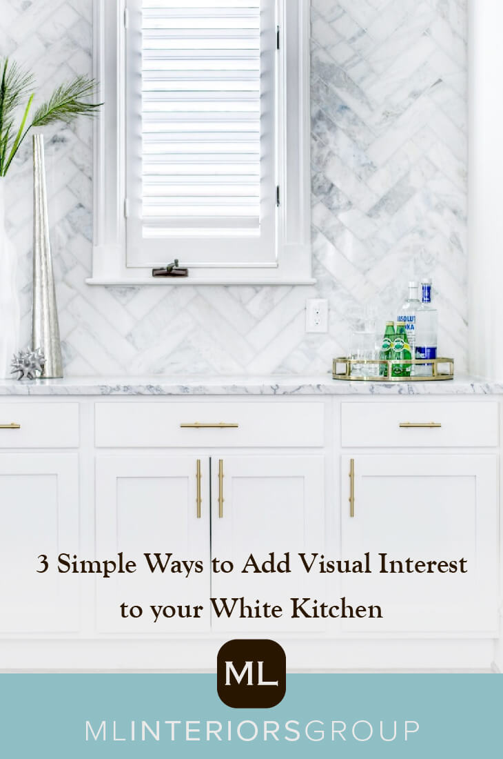 Liven Up Your White Kitchen Cabinets Dallas Texas