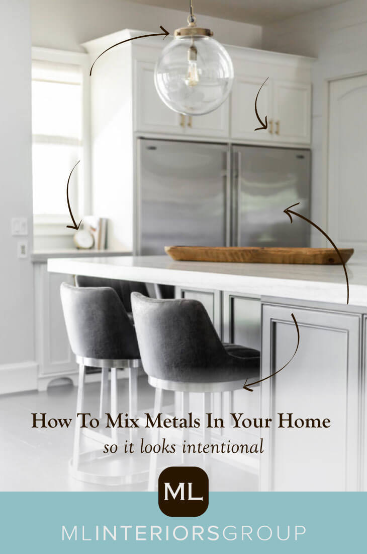 Yes, Virginia, there is a way to mix metals in your house -- with good design. But there are some guidelines you'll want to follow.
