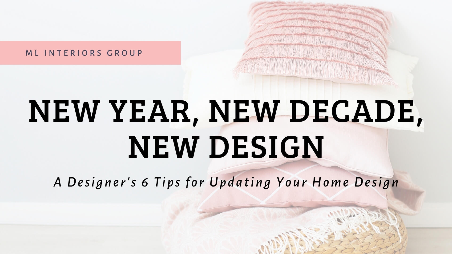 New Year, New Decade, New Design