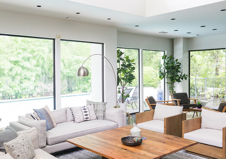 ML-Interiors-Group_Dallas-Texas_Interior-Design_How-to-Select-the-Perfect-Combination-of-Lighting-for-Your-Living-Room_Natural-Lighting-with-Recessed-Cans