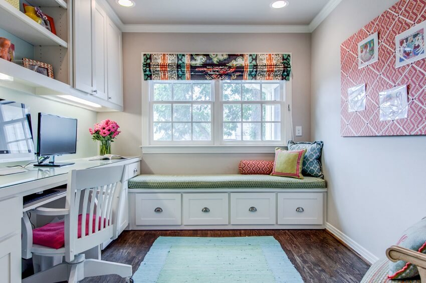 ML-Interiors-Group_Dallas-TX_How-to-Design-a-Home-Office-that-Works-as-Hard-as-You-Do_Colorful-Home-Office